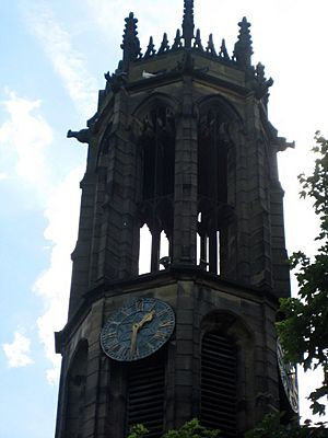 Clock Tower - geograph.org.uk - 923061
