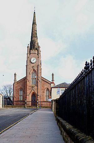 Coatbridge church whitelawhill