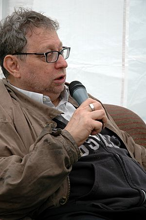 Danny Schechter hsf ISWIradio 01