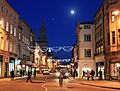 High Street in Oxford by Night 2009 LL