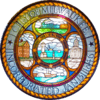 Official seal of Milwaukee, Wisconsin