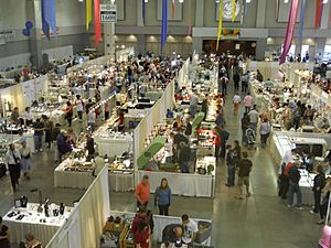 Tucson Gem and Mineral Show TM