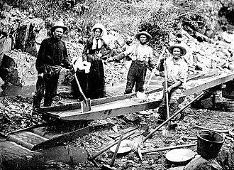 1850 Woman and Men in California Gold Rush.jpg