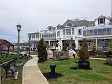 Danfords Hotel in Port Jefferson NY