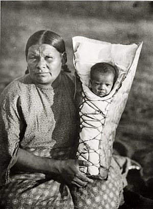 Edward S. Curtis Collection People 003