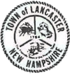 Official seal of Lancaster, New Hampshire