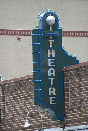 Lewisville Theater Old Town