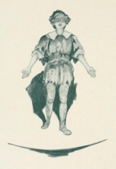 Peter Pan, by Oliver Herford, 1907