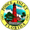 Official seal of Ponce Inlet, Florida