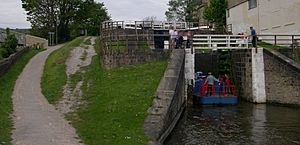 Bingley Three Rise Locks1