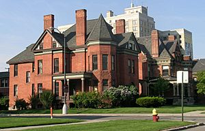 East Ferry Avenue Historic District 2 - Detroit Michigan