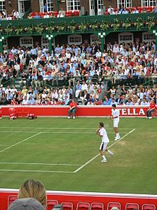 Ivanisevic Ancic Queens Club 2004