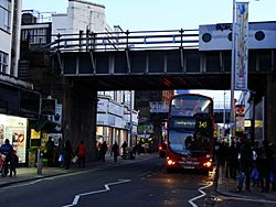 London Buses route 343 Peckham