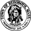 Official seal of Rehoboth, Massachusetts