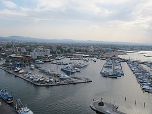 San Giuliano Mare and Rivabella (14-07-2012)