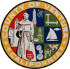 Official seal of Ventura County, California