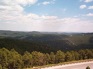 Black Hills, Mount Rushmore National Park
