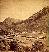Fort Bowie 1880
