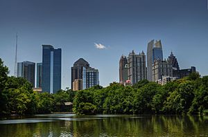 Midtown HDR Atlanta