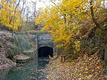 Union Canal Tunnel LebCo PA 2