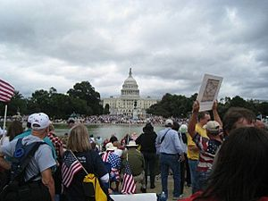 9.12 tea party in DC