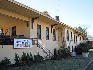 Crittenden County Museum Earle AR 02