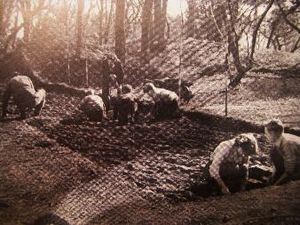 Excavation at Dinas Powys