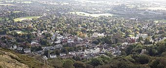 Great Malvern 9 Oct 2016