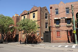 Lower Fort Street (30-42) and Trinity Avenue (2-4), Millers Point.jpg