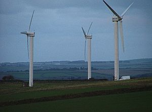 Carland Cross Wind Farm