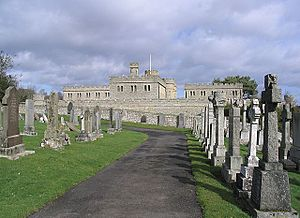 Castlewood Cemetery - geograph.org.uk - 371421