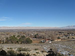 Grand Junction Winter