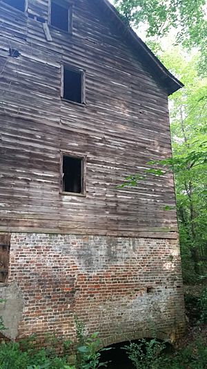 Harrison Mill at Edgewood Plantation