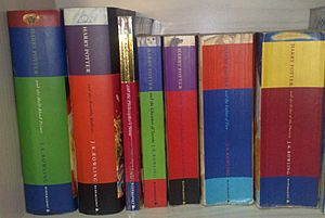 Harry Potter british books
