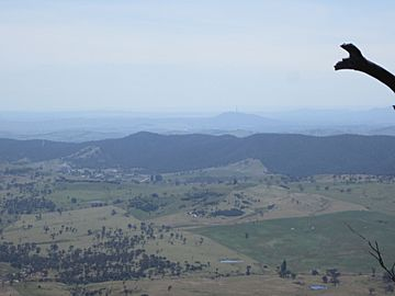Looking towards Canberra from Gibraltar Peak.jpg
