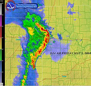 Bow Echo Kansas City