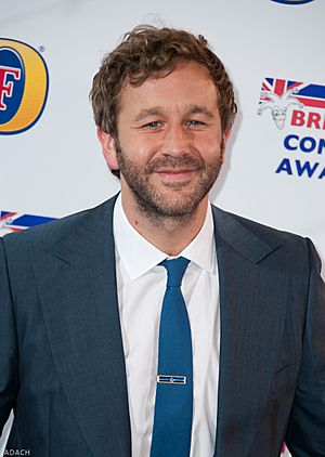 Chris O'Dowd at British Comedy Awards.jpg