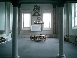 Colonial building 2006 chamber