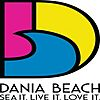 Official seal of Dania Beach, Florida