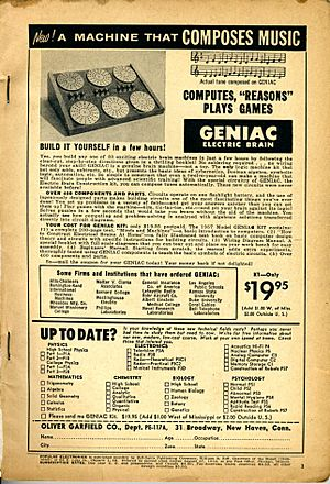 GENIAC Electric Brain