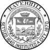 Official seal of Haverhill, Massachusetts