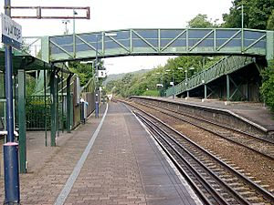 Ivybridge Railway Station
