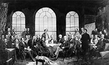Fathers of Confederation LAC c001855