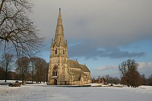 St Mary's Church, Studley Royal - geograph.org.uk - 1633547.jpg
