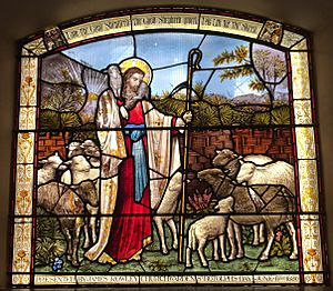The Good Shepherd, St Botolph without Aldersgate