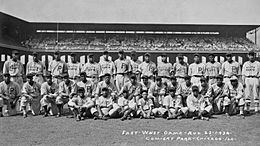 1936 Negro League All-Star Game
