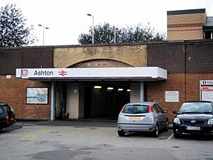 Ashton-under-Lyne Station 01