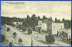 CarmelOceanAve1908