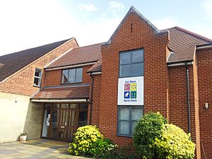 East Sheen Baptist Church entrance.jpg