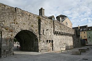 Galway Spaninsh Arch